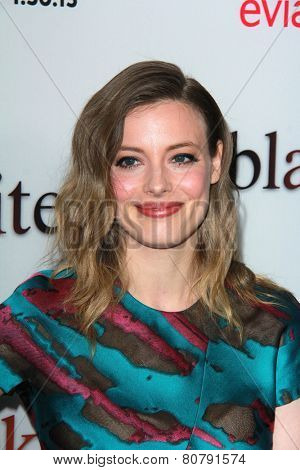 LOS ANGELES - JAN 20:  Gillian Jacobs at the