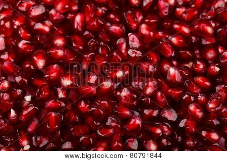 Small Red Grenadine Seeds