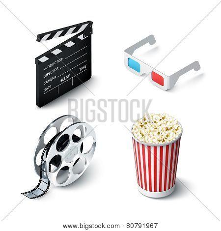 Cinema Realistic Set