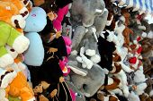 stuffed toys poster