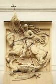 pic of kill  - Saint George killing the Dragon - JPG