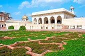 picture of india gate  - Red Fort in Agra in Uttar Pradesh - JPG