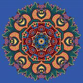 picture of east-indian  - mandala - JPG