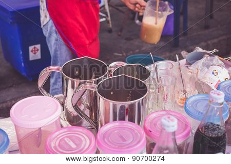 Local Coffee Equipment In Thailand Market
