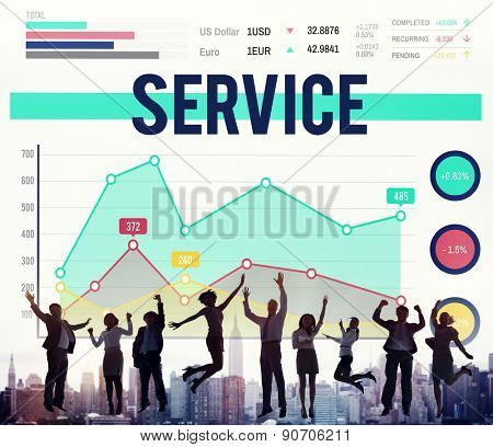 Service Customer Satisfaction Care Client Concept