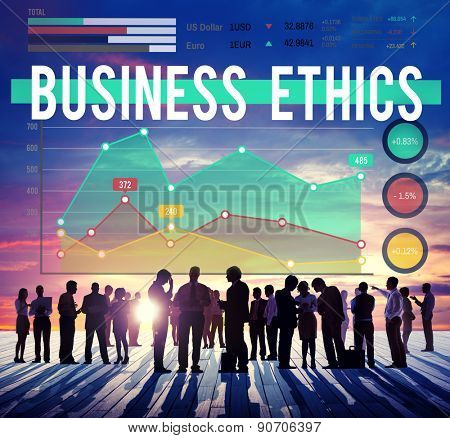 Business People Business Ethics Concept
