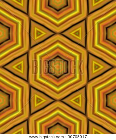 Kaleidoscopic Seamless Pattern