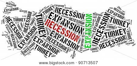 Expansion And Recession In Turkey.