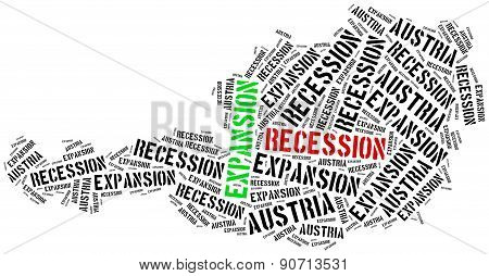 Expansion And Recession In Austria.