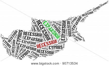 Expansion And Recession In Cyprus.