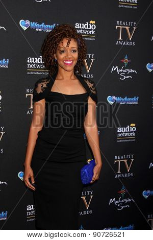 LOS ANGELES - MAY 12:  Chrystee Pharris at the Children's Justice Campaign Event at the Private Residence on May 12, 2015 in Beverly Hills, CA