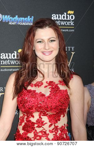 LOS ANGELES - MAY 12:  Rachel Reilly at the Children's Justice Campaign Event at the Private Residence on May 12, 2015 in Beverly Hills, CA