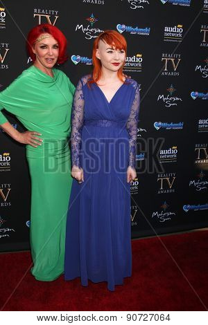 LOS ANGELES - MAY 12:  Gretchen Bonaduce, Countess Bonaduce at the Children's Justice Campaign Event at the Private Residence on May 12, 2015 in Beverly Hills, CA