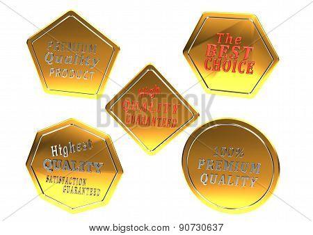 Set Of Sale Product Badges.