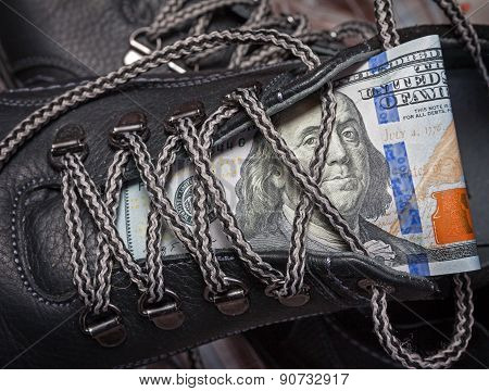 Shoes And Dolar