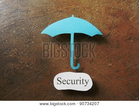 Security Or Risk Concept