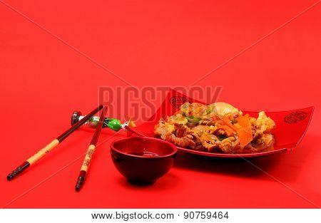 Beef Stir Fry Vietnam Style
