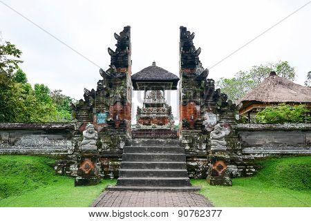 Taman Ayun Temple, Bali Indonesia