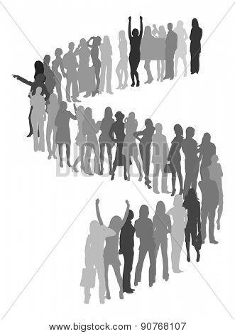 queue