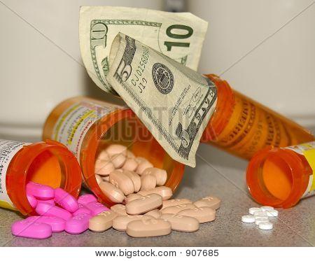 Pills Cost Money