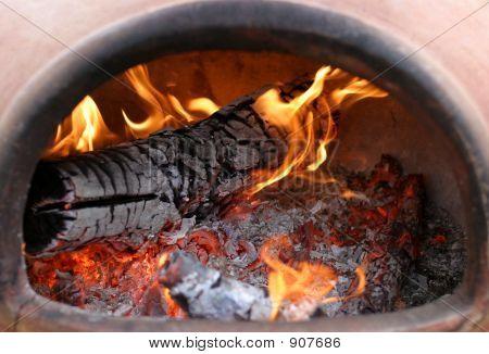 Chimenea Fire
