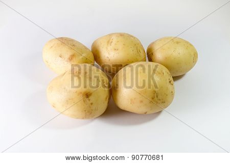 Five Potatoes