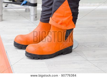 Protective Working Boots