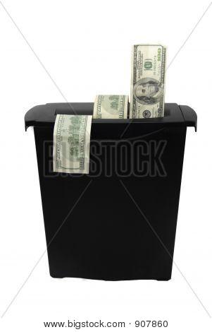Geld Shreder