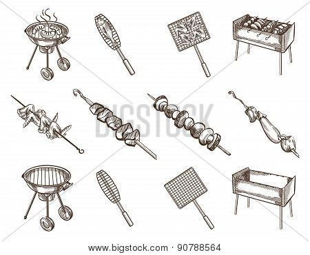 BBQ  image set