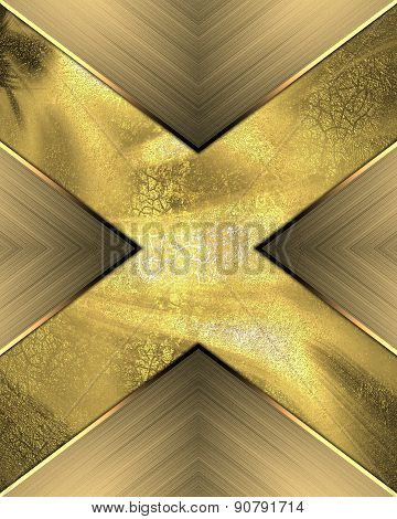 Abstract Pattern Background With The Letter X. Design Template. Design Site. Design Template. Design