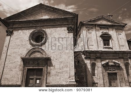 Perugia Churches. Umbria.