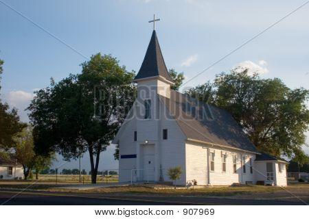 Igreja no domingo