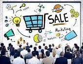 foto of revenue  - Sale Sales Selling Finance Revenue Money Income Payment Concept - JPG