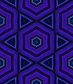 pic of lsd  - Seamless pattern with abstract motif like a kaleidoscope - JPG