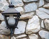 pic of lamp post  - Close - JPG