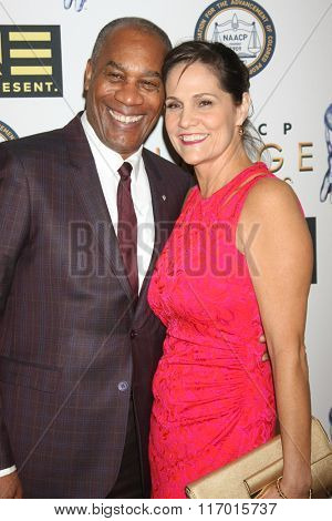 LOS ANGELES - FEB 4:  Joe Morton at the Non-Televised 47TH NAACP Image Awards at the Pasadena Conference Center on February 4, 2016 in Pasadena, CA