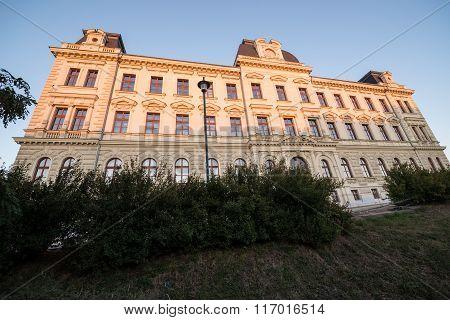 Court In Pilsen