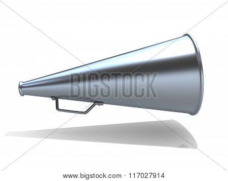 Retro - old style megaphone