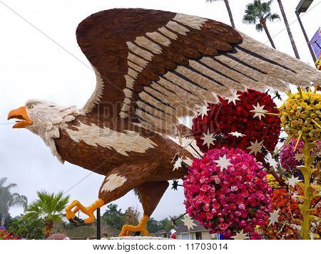 2011 Anheuser-Busch Rose Parade float
