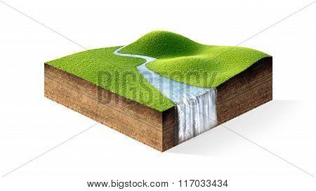little island on air
