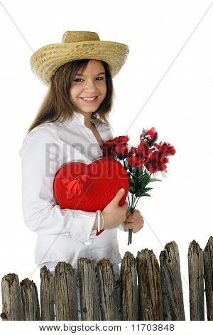 Happy With Valentine