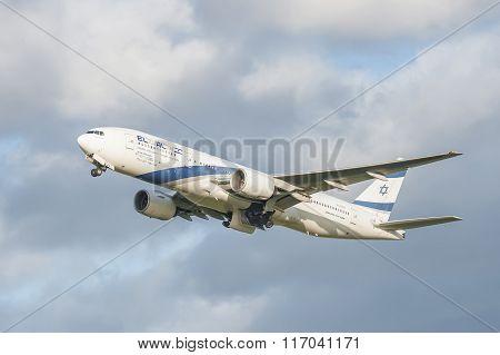 El Al Airlines Boeing 777