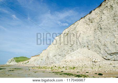 Cap Blanc Nez Cliff