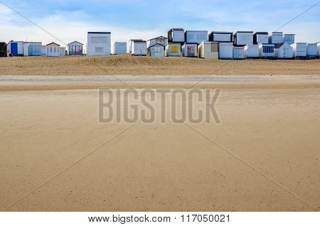 Cabins On The Beach