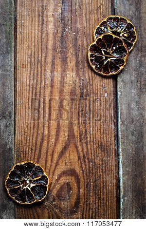 background , tangerine , citrus , dried