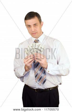 O banqueiro bem sucedido