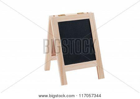 Small A-frame Black Board