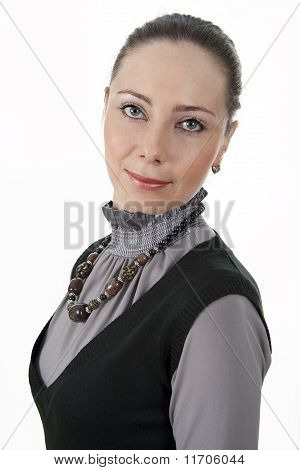 Image successful businesswoman.
