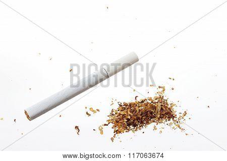 Cigarette And Tabacco