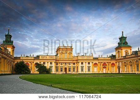 Wilanow Palace 2
